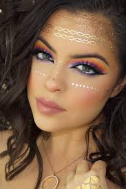 Indian Halloween Makeup Best 20 Gypsy Makeup Ideas On Pinterest Fortune Teller Costume