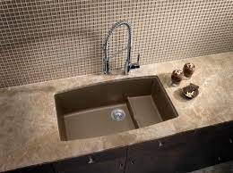 Blanco Performa Silgranit II Cascade BgreenToday - Blanco silgranit kitchen sink