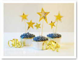 New Year Board Decoration Ideas by Cupcake Decorating Ideas For New Year U0027s Eve