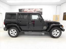 black jeep 4 door jeep wrangler 4 door in minnesota for sale used cars on