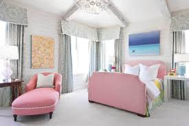 Childrens Bed Headboards Pink Kids Bed With White Parsons Desk As Nightstands