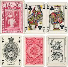 de la rue the world of cards