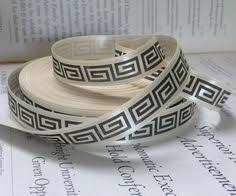 chagne satin ribbon black and white cotton twill striped wired ribbon 2 1 2 wide