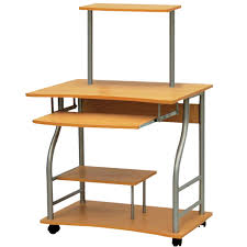 Computer Desk Price Computer Desk India Buy Wooden Computer Table With Wheels