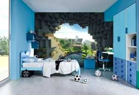 Minecraft Bedroom Real Life Minecraft Bedroom Decorations In Real
