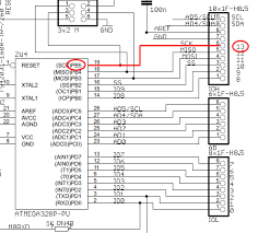 breadboard how does current flow through this arduino circuit