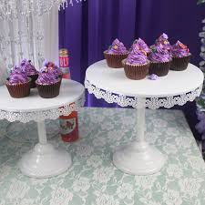 cupcake and cake stand 25 21cm wedding cake decorating cake stand cupcake cake plate