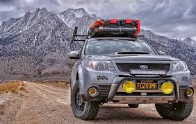 offroad teardrop camper another off road worthy camper trailer subaru forester owners forum