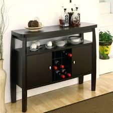 Black Buffet Table Wine Rack Buffet Wine Rack Australia Furniture Of America Bormie