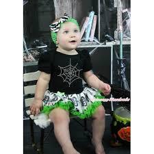 Baby Spider Halloween Costume Baby Dress