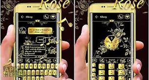 keyboard themes for android free download gold go keyboard theme for android free download at apk here store