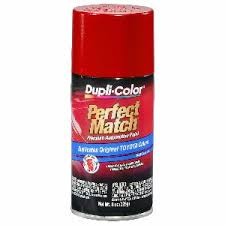 paint match dupli color barcelona red metallic perfect match paint bty1618