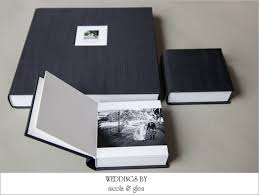 black photo album queensberry wedding album black pearl silk cover photography
