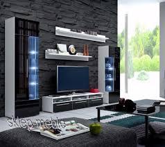 wohnzimmer möbel tv wandgerät roma led tv stand für wohnzimmer