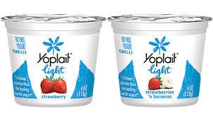 yoplait light yogurt ingredients yoplait light yogurt strawberry strawberry banana 4oz general