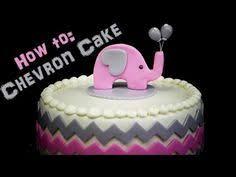 Baby Shower Candy Bar Elephant Cake Youtube Ateliê Bolos