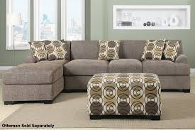 Reversible Sectional Sofas Montreal Iii Beige Fabric Sectional Sofa Steal A Sofa Furniture