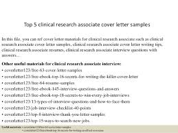 clinical research cover letter top 5 clinical research associate cover letter sles 1 638 jpg cb 1434891365