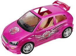 barbie toy cars barbie 2003 flavas doll street rod car decotoys