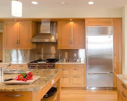 Stainless Steel Backsplash Sheet Of Stainless Steel by Kitchen Entry Ideas Kitchen Contemporary With Metal Sheet
