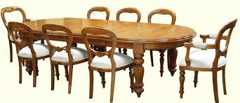 mahogany dining table victorian mahogany dining table with set balloon back chairs dtf