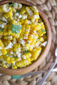 lovely little kitchen chili lime sweet corn salad lovely little kitchen