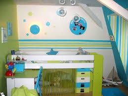 peinture chambre garcon tendance peinture bleu chambre garcon idées décoration intérieure farik us
