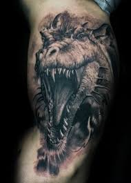 50 3d tattoos for mythical creature design ideas