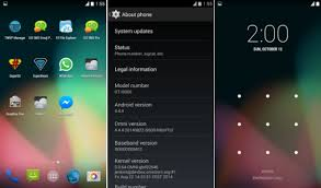 android snapshot how i updated galaxy s3 i9300 to android 4 4 4 kitkat prime how to