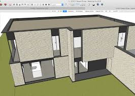 difference in graphics between sketchup15 and sketchup 17