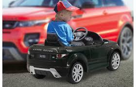 land rover range rover evoque black ride on land rover evoque black 40mhz jamara shop