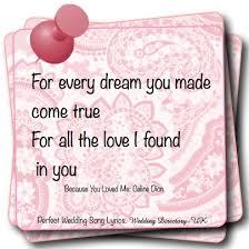 wedding quotes lyrics 118 best song lyrics images on lyrics