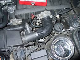 bmw e34 525i engine replace air intake rubber boot on bmw m50 engines e34 7 steps