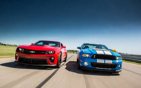 2012 Mustang Shelby 2012 Chevrolet Camaro Zl1 Vs 2013 Ford Shelby Gt500 On Track
