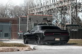 satin black dodge challenger dodge challenger scatpack velgen wheels vmb9 satin black
