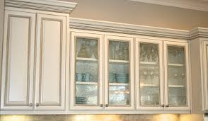 seeded glass kitchen cabinet doors after seeded glass cabinets to display a pop of color in the
