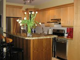 Kitchen Island Decorating by Traditional White Kitchen Design Ideas With Wooden Island Simpel L