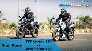 honda cbr 180cc bike price tvs apache 180 vs pulsar 180 drag race motorbeam youtube