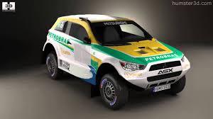 mitsubishi sports car 2014 mitsubishi asx dakar racing 2014 by 3d model store humster3d com
