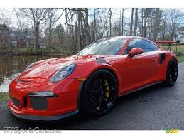 porsche gt3 rs orange 2016 porsche 911 gt3 rs in lava orange photo 15 192337