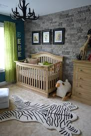 Rugs For Baby Rooms Zebra Rugs In The Nursery