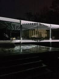 Farnsworth House Gallery Of Luftwerk To Illuminate Mies U0027 Farnsworth House This