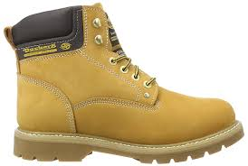 dockers 23da104 300910 men u0027s ankle boots yellow golden tan 910