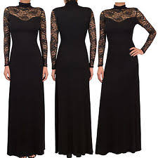 viscose long sleeve party regular maxi dresses for women ebay