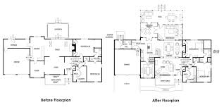 ranch floor plans with walkout basement split ranch house plans level with walkout basement entry home