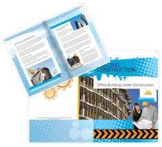 engineering brochure templates civil engineers brochure template designs