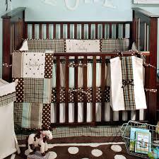 Plaid Crib Bedding Handsome Plaid Bedding Set All Modern Home Designs