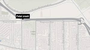 Sigalert Com Los Angeles Traffic Map fatal crash blocks westbound 101 freeway in encino la times