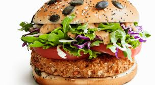 jeux de cuisine macdonald grand veggie mcdonald burger végétarien gourmand