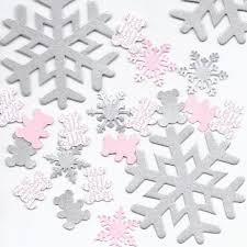 pink and silver baby shower winter baby shower themes winter baby shower snow